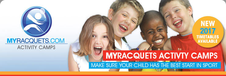 MyRacquets - Baminton Activity Camps for Children. Give your child the best start in sport