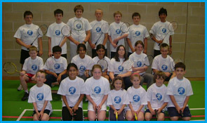 MyRacquets Activity Camps - Badminton and Fitness through sport for your child